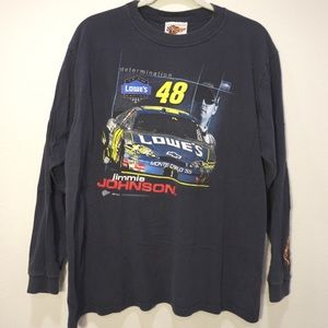 Jimmie Johnson Long Sleeve